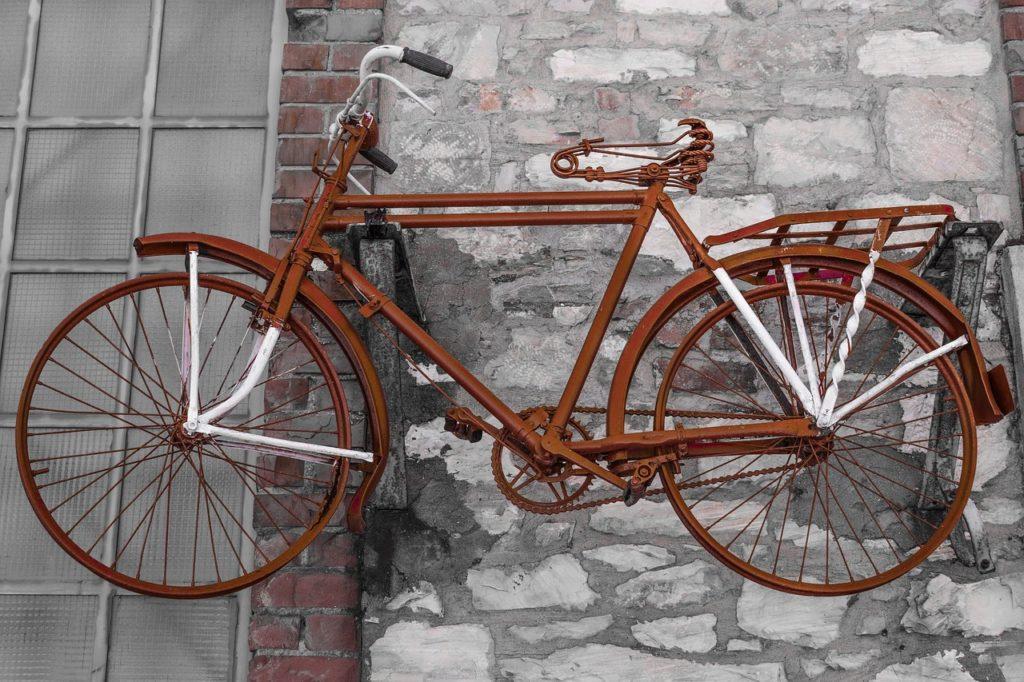 Rusty : CycleCommute CC